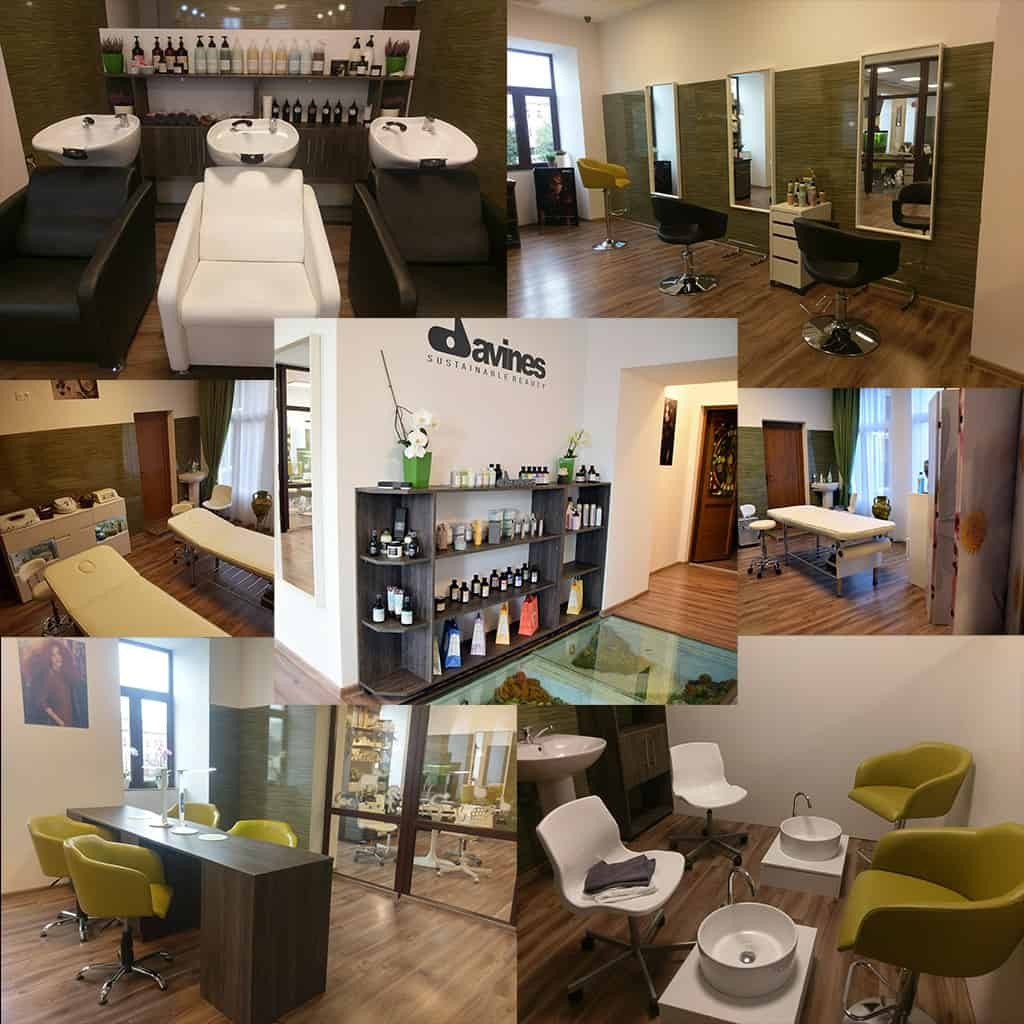 Tur Virtual 360° Infinity Beauty Salon